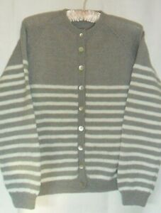 Hand Knitted Ladies Cardigan