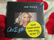 Sam Brown ‎– Can I Get A Witness  A&M Records ‎AM 509  UK 7inch 45 Vinyl Single