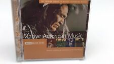 Native American Music: Rough Guide (CD) Like New