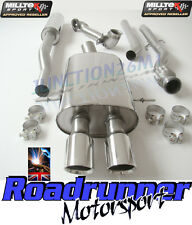 Milltek Mini Cooper S R56 Full Exhaust System Inc De-Cat Downpipe Resonated GT80