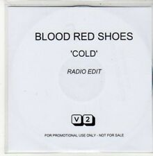 (DD928) Blood Red Shoes, Cold - DJ CD