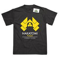 Nakatomi Plaza Inspired by Die Hard Printed T-Shirt