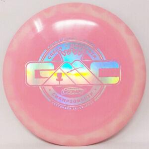 Nuke ESP 2019 Green Mountain Championships 176g New Discraft Prime Discs Rare