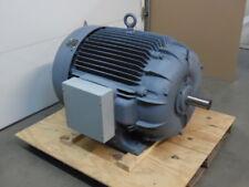 Newman 250 HP 480 Volt 3 Phase Motor, TEFC, 3560 RPM, 3600 RPM, 504S frame