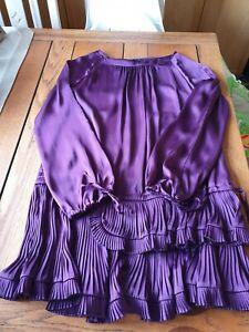 Sisley 3/4 Dress/tunic Size S