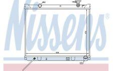 NISSENS Radiador, refrigeración del motor KIA SORENTO 66766