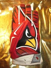 Chandler Jones Arizona Cardinals NFL Lock Up Nike Game Worn Player Glove Signed
