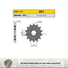 FOR YAMAHA YZ 125 FROM 1981 TO 1986 FRONT DRIVE SPROCKET SUNSTAR 520 13 TEETH