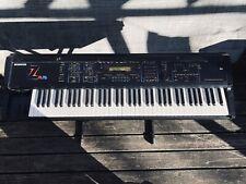 Ensoniq ZR-76 Stage and Studio Keyboard / Workstation 1987