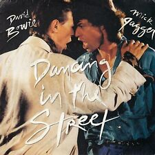 """45 T SP DAVID BOWIE & MICK JAGGER  """"DANCING IN THE STREET"""""""
