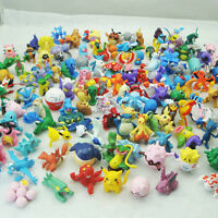 24-144pcs/set Pokemon Toy Set Mini Action Figures Pokémon Go Monster Gift LOT