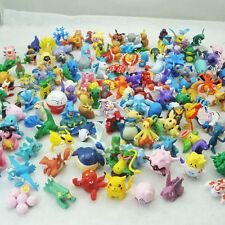 144PCS Cute Pokemon go Mini Random Wholesale Lots Pearl Figures New for Kids Toy