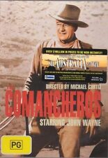 The Comancheros DVD - John Wayne Region 4