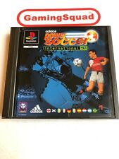 Adidas Power Soccer International 97 PS1, Supplied by Gaming Squad