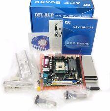 DFI ITOX G4V100-P G4V101  | Socket 478 (mPGA478B) Intel Mini-ITX Motherboard