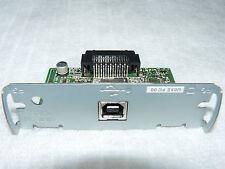 Impresora Epson USB Interfaz Tarjeta TM T88II T88III T88IV U210 U220 H6000 UB-U03