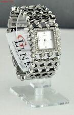 New Stylish 100% Original Ladies Watch GUESS Silver G-Link New U0574L1