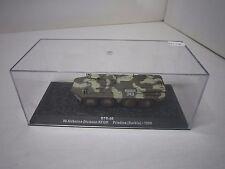 AD186 ALTAYA MILITAIRE CHAR BTR-80 98 AIRBORNE DIVISION KFOR  1/72 PANZER