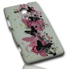 Silikon Case Handy Tasche für Sony Xperia SP / Schutzhülle Handytasche Hülle A18