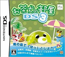 Used Nintendo DS Ochaken no Heya DS 3 Japan Import (Free Shipping)