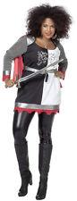 Ritter Dame Katharina XXL Kostüm NEU - Damen Karneval Fasching Verkleidung Kostü