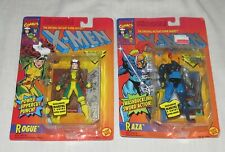 "Marvel Comics TWO 5"" Figurines Rogue & Raza NIP"