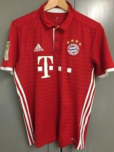 Trikot FC Bayern München, Boateng, Herren Größe M adidas, B-Ware