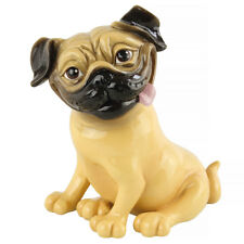 Arora Little Paws PODGE the Pug Figurine | Dog Ornament Gift Boxed | FREE P&P