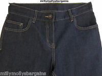 New Womens Marks & Spencer Blue Jeans Size 18 14 10 Short 12 Long