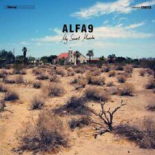 Alfa 9-MY SWEET MOVIDA (Clear Vinyl) BU102LPC-BLOW UP Records