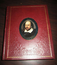 The YALE SHAKESPEARE COMPLETE WORKS Hardcover Book William