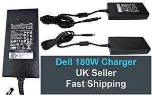 Dell Original 180W AC Charger for Precision, FA180PM111, 0DW5G3, VAT