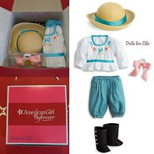 American Girl Samantha's Bicycling Outfit for Dolls   Beforever NEW in AG Box