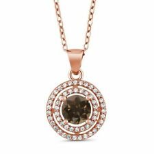 Rose Gold Plated Quartz Unisex Jewellery