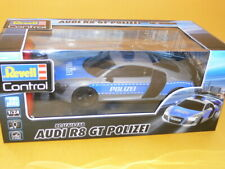 Revell - Audi R8 GT Polizei -1/24 - Nr. 24657 - ab 8+ - Neu&Ovp -