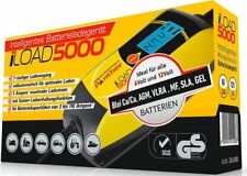 Panther Erhaltungs Ladegerät  ILOAD 5000 5A AGM GEL    12V    Mikroprozessor