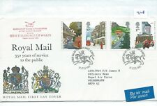 Gb - First Day Cover - Fdc - 908 - Specials - 1985 - Royal Mail - pmk Bagshot
