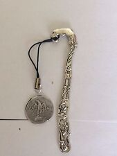 Denarius Of Titus Roman Coin WC22 Made From English Pewter On A DOLPHIN Bookmark