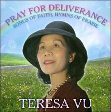 Vu, Teresa Pray for Deliverance CD ***NEW***