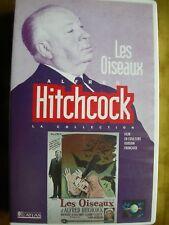 """LES OISEAUX """"  La collection Alfred HITCHCOCK """"  - K7 VHS"""