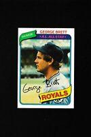 1980 Topps Set Break #450 George Brett NM-MT ?