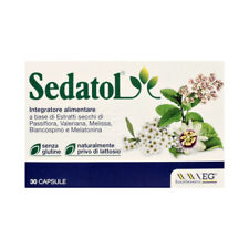 Sedatol Complément Alimentaire pour Relaxation Sommeil Ton Humeur Bien-être