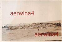 Gefangene engl. Soldaten in Tobruk Hafen Libyen Afrika