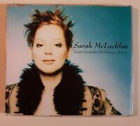 SARAH McLACHLAN : SWEET SURRENDER (PROMO REMIX) ♦ MAXI-CD ♦