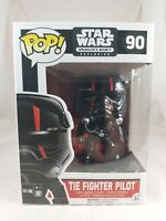Star Wars Funko Pop - Tie Fighter Pilot (Chase) - Smugglers Bounty- No. 90