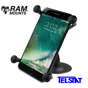 RAM Lil Buddy Adhesive Dash Mount iPhone, Samsung, Pixel - RAP-SB-180-UN10