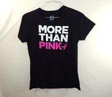 WWE More Than Pink Susan G. Komen Breast Cancer Wrestling T Shirt Womens LARGE L