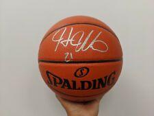 HASSAN WHITESIDE - Sacramento Kings / Miami Heat Signed Basketball with COA