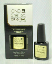 CND UV POWER POLISH TOP COAT - 15ml LARGE - GENUINE PRODUCT
