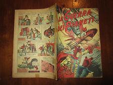 WALT DISNEY ALBO D'ORO N°57 LA GUERRA DEI PIANETI 14-6-1947